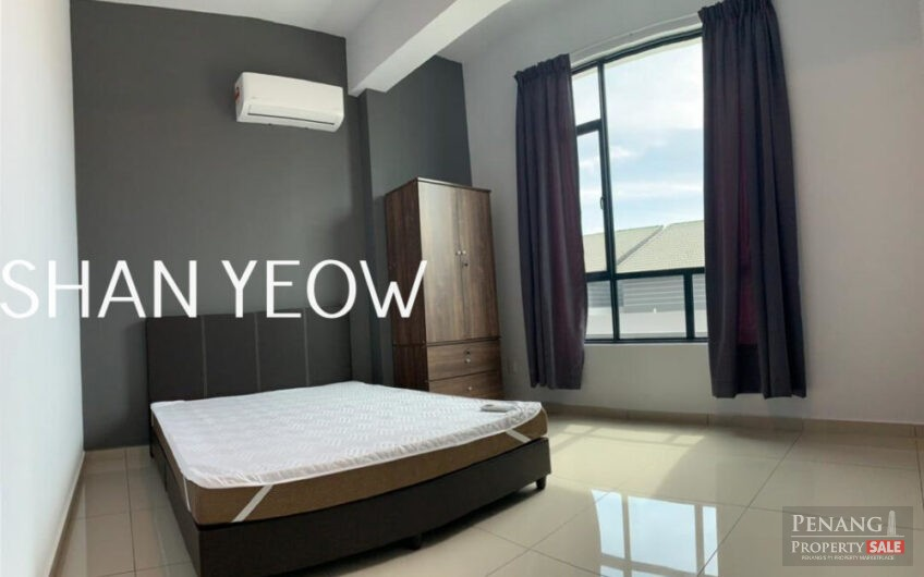 Abel Condo Fully Furnished Ready Move In Bukit Tengah Icon City