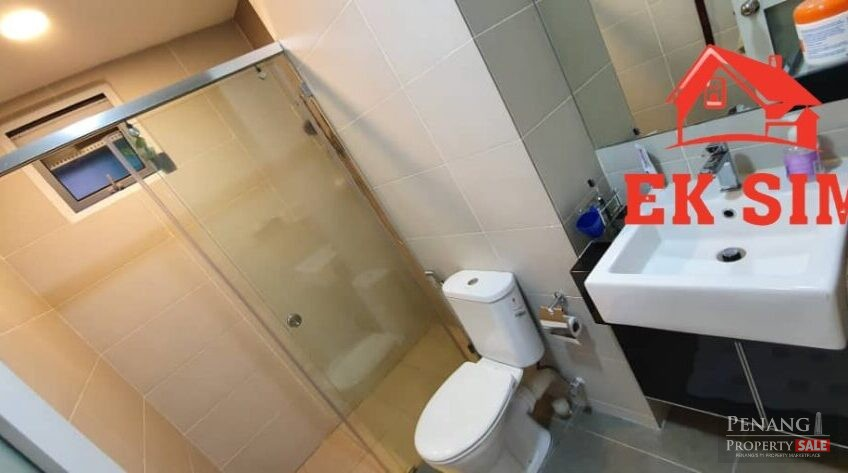 Worth Buy Tropicana Bay Residence Nicely Furnished Nr Queensbay Mall