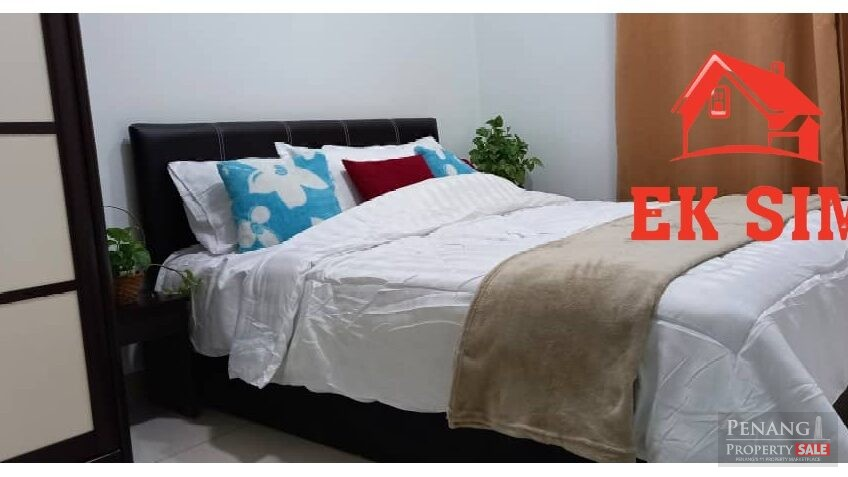 Cheapest Rent Tropicana Bay Residence Fully Furnish Near Queensbay Mall