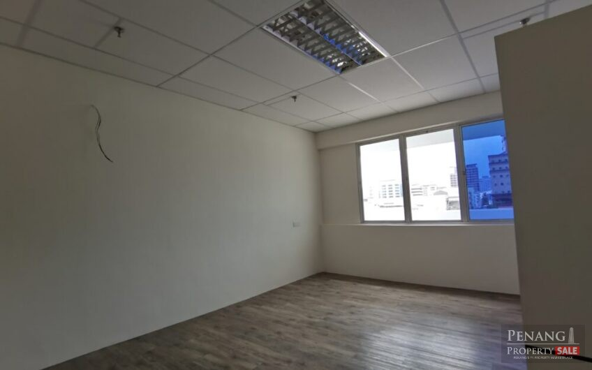 Penang Plaza office suites For Rent