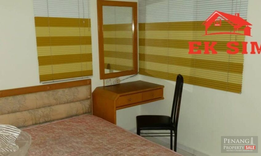 Best Buy Sea View E Park Fully Furnished Near Penang Bridge
