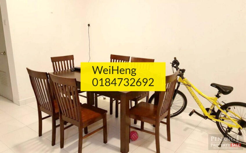 The Golden Triangle  for sell in sungai ara